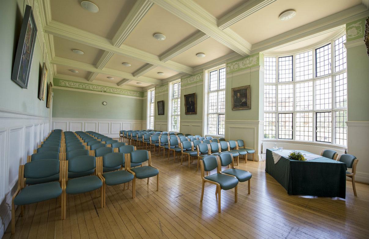 Jane Harrison Room Newnham College