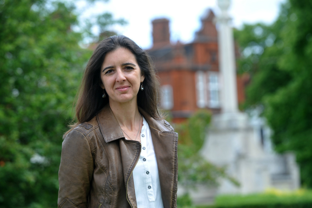 Dr Cristina Branco