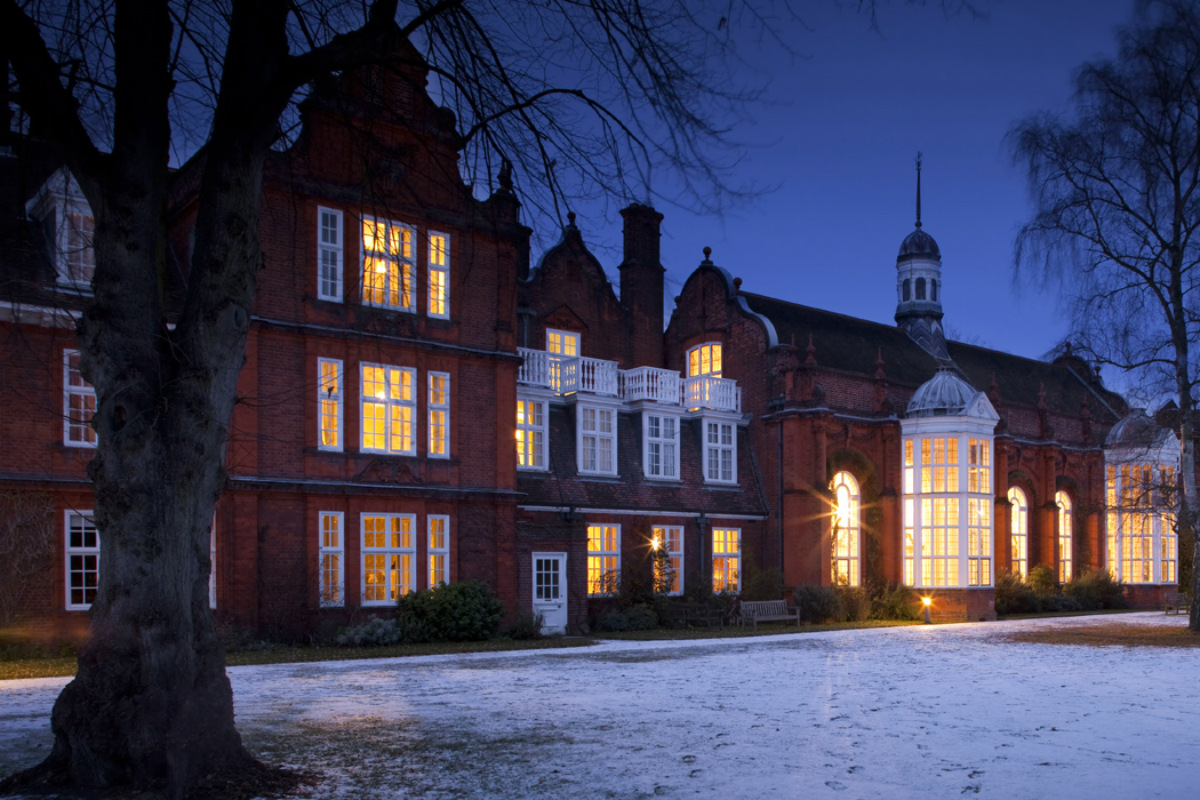 Picture of Clough College