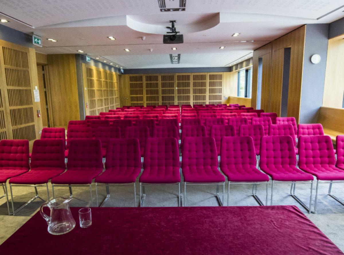Lucia Windsor Room Newnham College