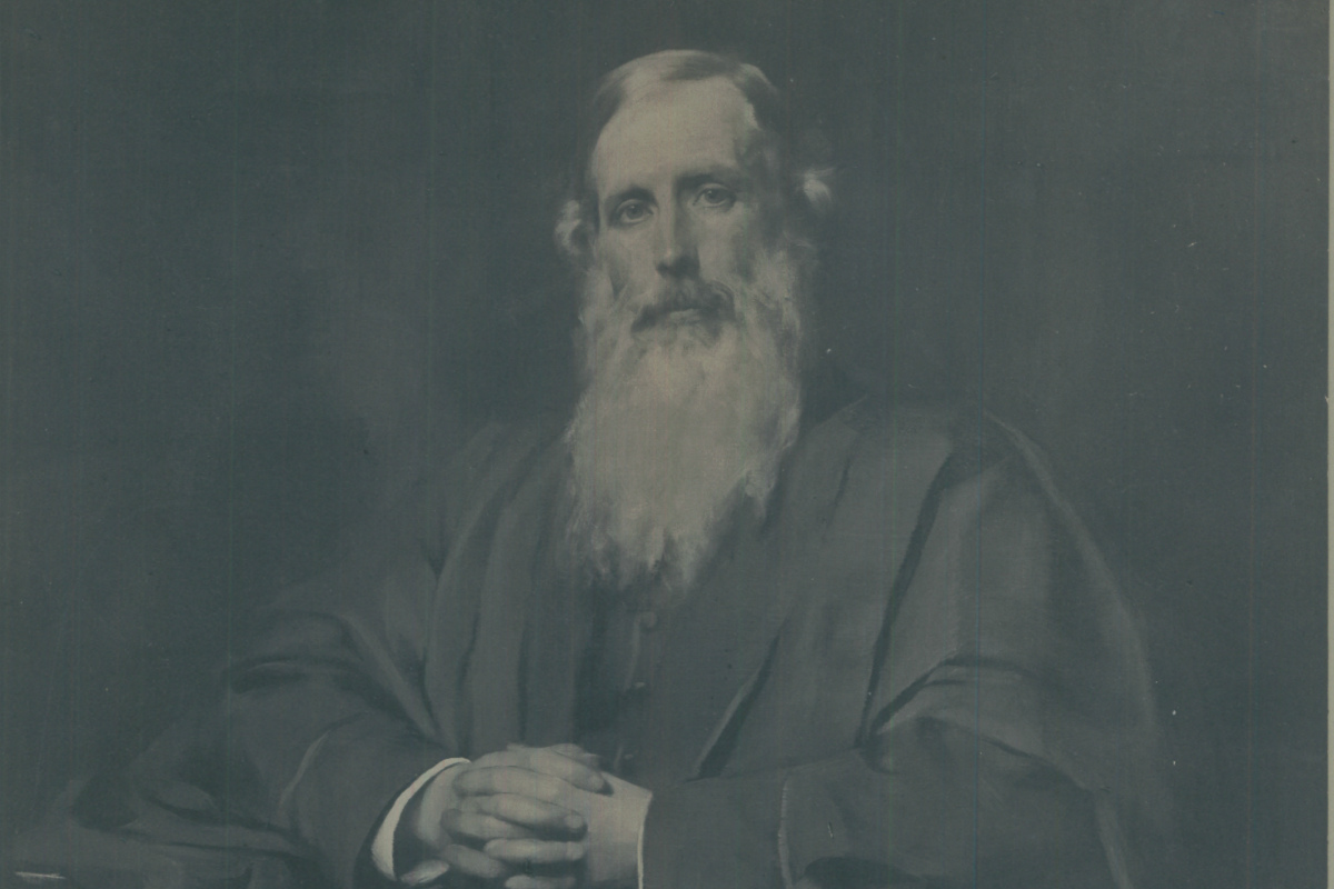 Picture of Henry Sidgwick