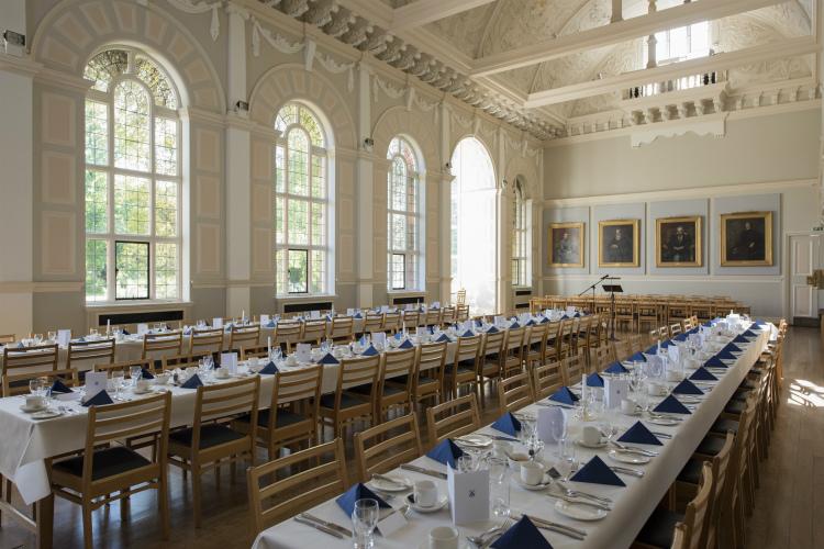 Clough Hall