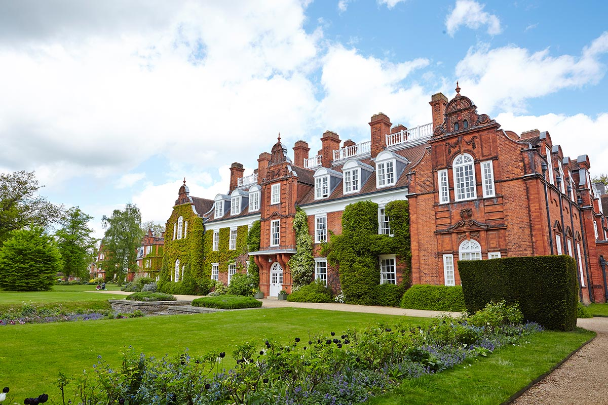 Bookings And Enquiries Newnham College