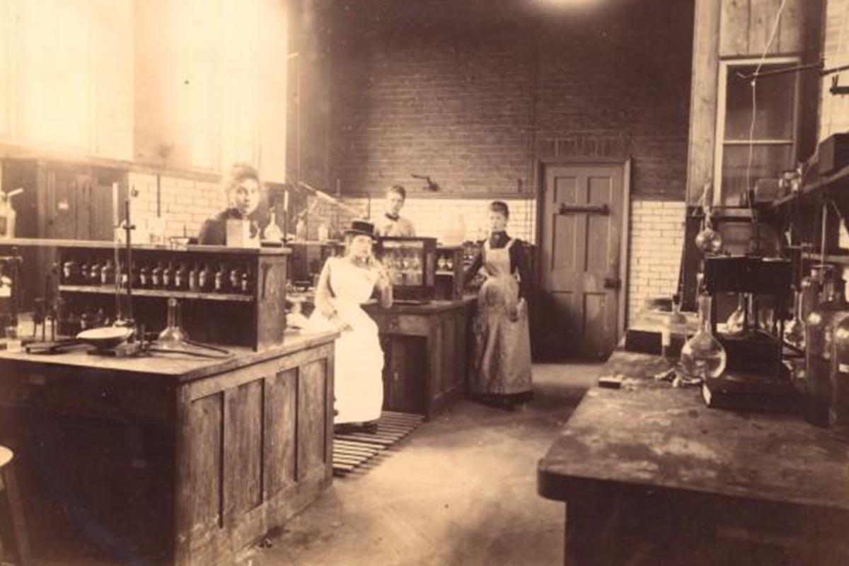 Picture of Laboratory