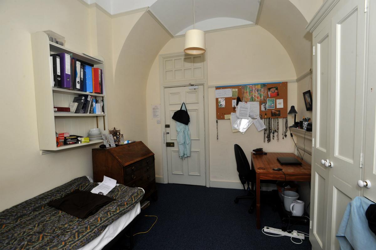 Undergraduate Room