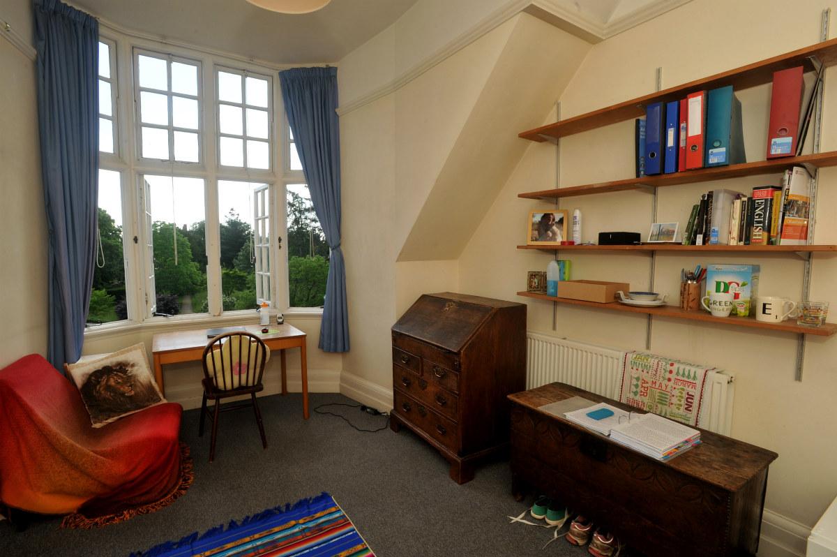 Undergraduate Accommodation Newnham College
