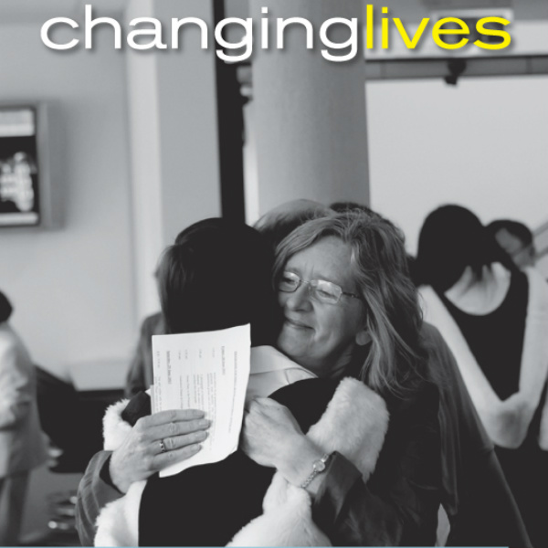 Changing Lives Winter 2014 cover