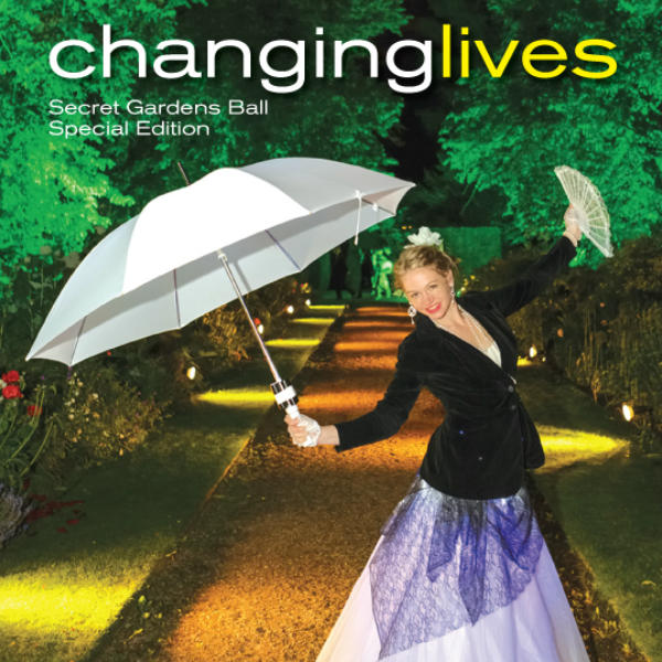 Changing Lives Summer 2013 cover