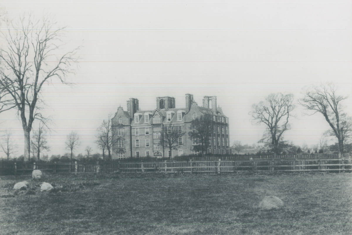 Picture of Old Hall