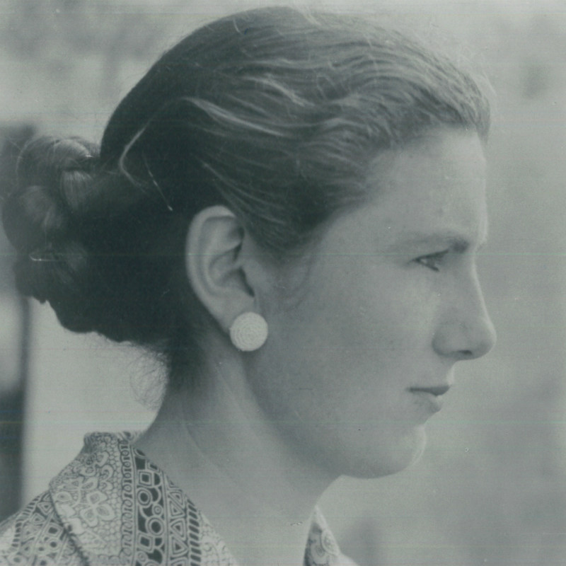 Photograph of Susan Skilliter