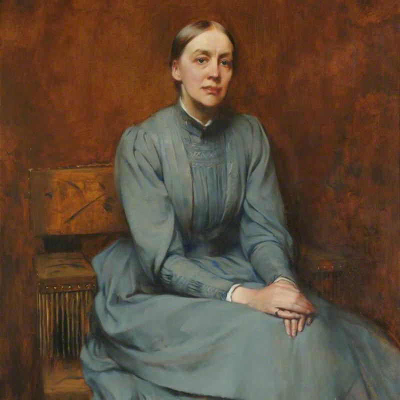 Portrait of Eleanor Sidgwick