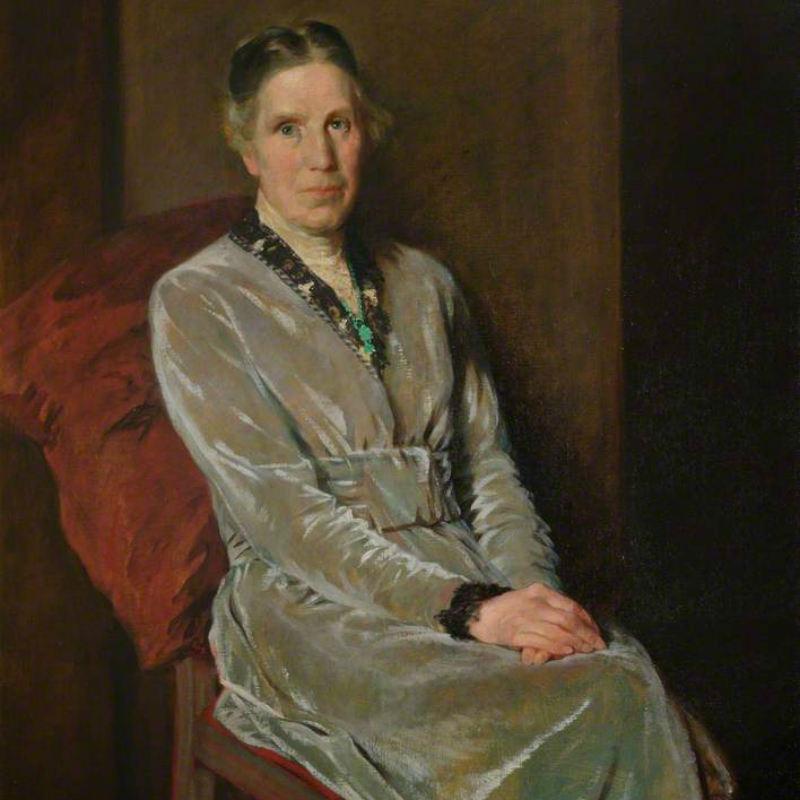 Portrait of Katharine Stephen