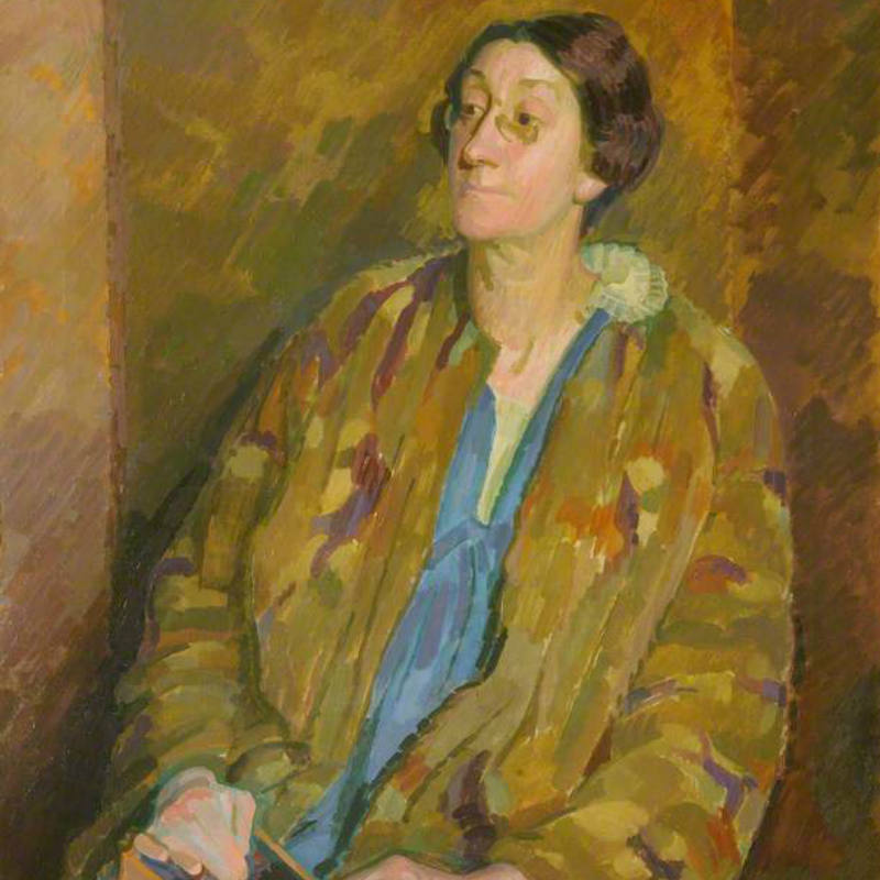 Portrait of Pernel Strachey