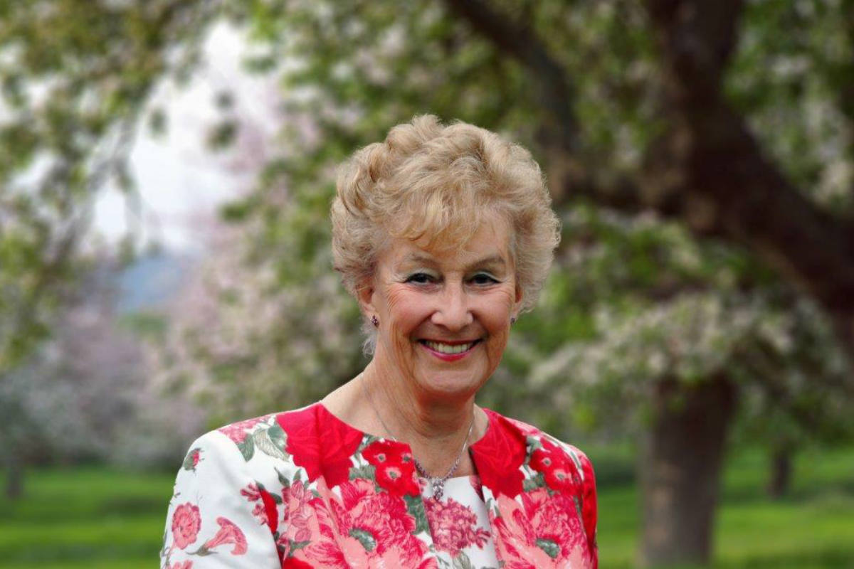 Margaret Anstee