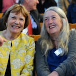 Joan Bakewell and Mary Beard