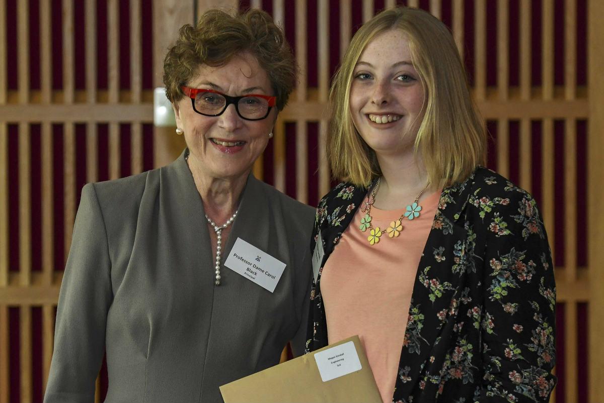 Woolf essay prize