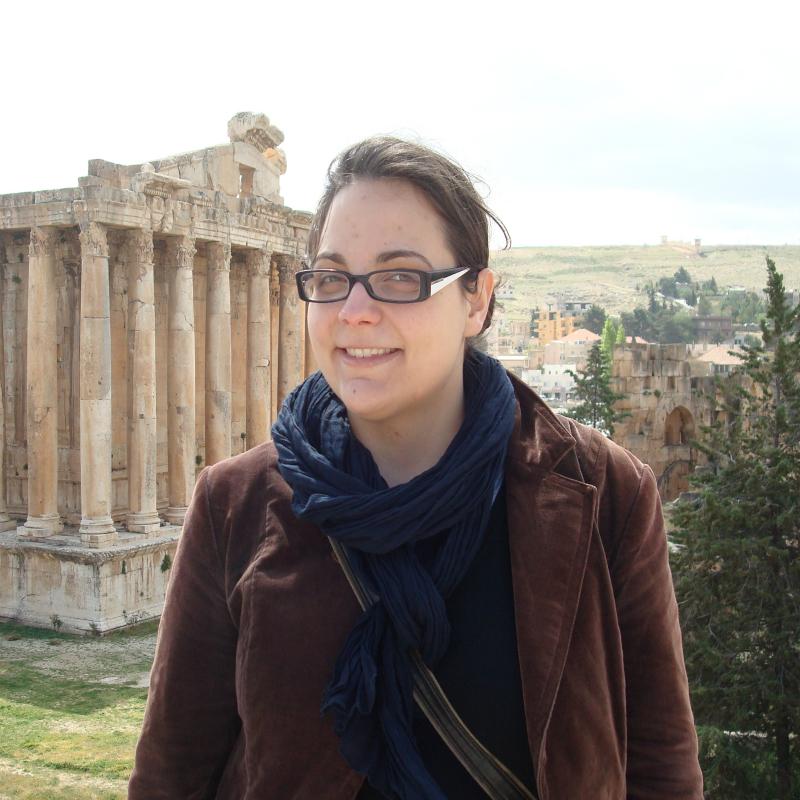 Dr Alexandra Vukovich