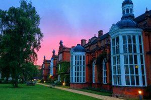 Sunset at Newnham - Hannah Jones