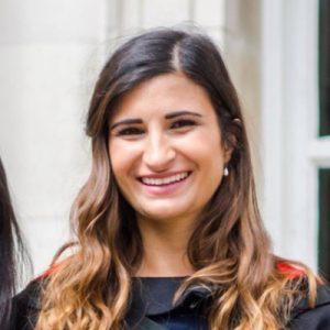 Photo of Dr Naomi Moris