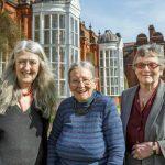 Mary Beard, Joyce Reynolds and Pat Easterling