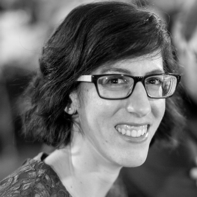 Photograph of Dr Christina Angelopoulos