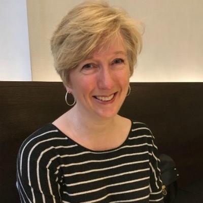 Photograph of Joanna Cheffins, Associate Fellow