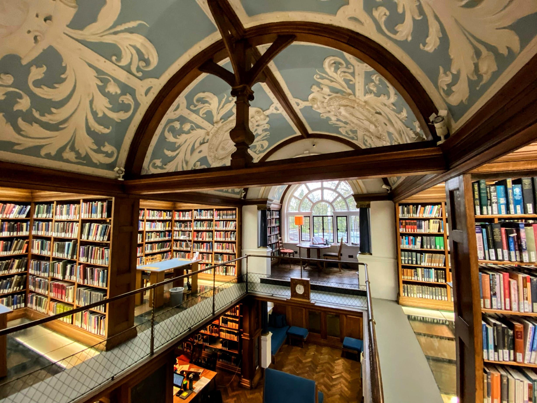 Newnham College Library